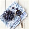 Pro-Art Glasbild Blueberries I, Kunstdruck