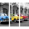 Pro-Art Glasbild Cars, Kunstdruck
