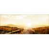 Pro-Art Glasbild Sonnenaufgang, Kunstdruck