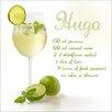 Pro-Art Glasbild Hugo, Kunstdruck