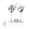 Pro-Art Dry Martini Painting Print Glass Art