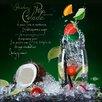 Pro-Art Pina Colada Painting Print Glass Art