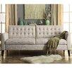 Mercury Row Phoebe Tufted Sofa Allmodern