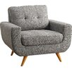 iNSTANT HOME Clementina Arm Chair