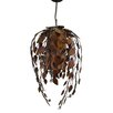 Zappobz Indian Summer 1 Light Pendant