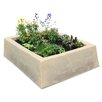 5 ft x 4 ft Raised Garden - Color: Tuscan Villa - DekoRRa Products Planters