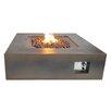 Teva Furniture Flint Propane Fire Pit Table