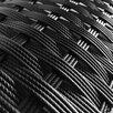 Urban Furnishings Black Series 5 Piece Deep Seating Group with Cushion