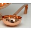 Alchemade Hammered Copper Ladle