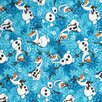 Sheetworld Olaf Pack N Play Fitted Crib Sheet