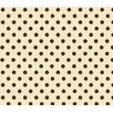 Sheetworld Polka Dots Woven Crib Sheets (Set of 3)