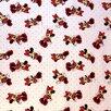 Sheetworld Minnie Mouse Flat Crib Sheet