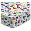Sheetworld Exotic Fish Crib / Toddler Fitted Crib Sheet