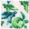 Sheetworld Turtles Fabric By The Yard