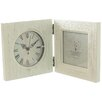 dio Only for You Picture Frame with Clock