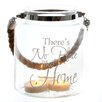 dio Only for You No Place like Home Glass Lantern