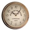dio Only for You Kensington Station 21cm Analogue Wall Clock