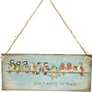 dio Only for You Don`t Worry Wall Décor
