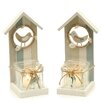dio Only for You Beach House Tealight (Set of 2)