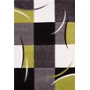 Hokku Designs Lauderdale Green Area Rug