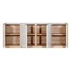 Hokku Designs 4 Door Cabinet