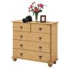 Hokku Designs Farley 5 Drawer Chest