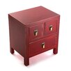 Hokku Designs 3 Drawer Chest