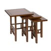 Woodhaven Hill 3 Piece Nesting Table Set