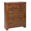 Woodhaven Hill Shoe cabinet