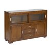 Woodhaven Hill Solid Wood Cabinet