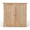 Woodhaven Hill Diana 60 x 62cm Wall Cabinet