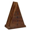 Woodhaven Hill Deborah Triangle Chest