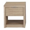 Woodhaven Hill Ainsley 1 Drawer Bedside Table