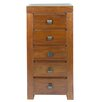 Woodhaven Hill 120cm Bookcase