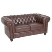 Home Loft Concept 2-Sitzer Chesterfield Sofa