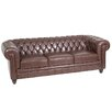 Home Loft Concept 3-Sitzer Chesterfield Sofa