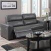 Home Loft Concept Lupion 3 Seat Reclining Sofa