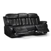 Home Loft Concept Charley 3 Seater Reclining Sofa