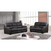 Home Loft Concept Adonis 2 Piece Sofa Set