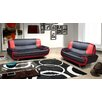 Home Loft Concept Pagano 2 Piece Sofa Set