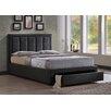 Home Loft Concept Borcos Upholstered Storage Bed Frame