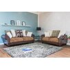 Home Loft Concept Naomi 2 Piece Living Room Set