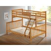 Home Loft Concept Mara Triple Sleeper Bunk Bed