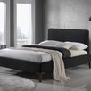 Home Loft Concept Cevico Upholstered Bed Frame