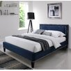 Home Loft Concept Ocean Upholstered Bed Frame