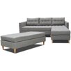 Home Loft Concept Ecksofa-Set Fandy