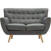 Home Loft Concept 2-Sitzer Einzelsofa Verdun