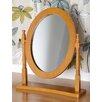 Home Loft Concept Contessa Oval Dressing Table Mirror