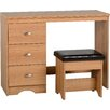Home Loft Concept Regent 3 Drawer Dressing Table Set