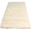 Home Loft Concept Hand-Woven Ivory Area Rug